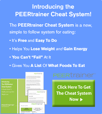 PEERtrainer Cheat System Sign Up Page